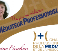 Un jour, un médiatreur : Séverine Carchon