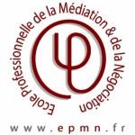 Logo du groupe EPMN – formations à la médiation et méthodes